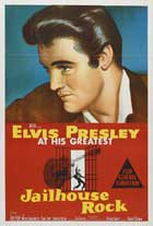 Jailhouse Rock - 27 x 40 Movie Poster - Australian Style A