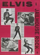 Jailhouse Rock - 11 x 17 Movie Poster - Danish Style A