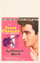 Jailhouse Rock - 11 x 17 Movie Poster - Style I