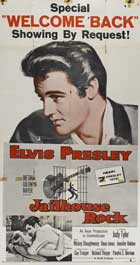 Jailhouse Rock - 14 x 36 Movie Poster - Insert Style B