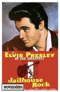 Jailhouse Rock - 43 x 62 Movie Poster - Bus Shelter Style A