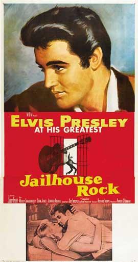 Jailhouse Rock - 27 x 40 Movie Poster - Style C