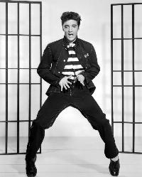Jailhouse Rock - 8 x 10 B&W Photo #2