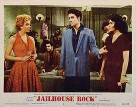 Jailhouse Rock - 11 x 14 Movie Poster - Style B