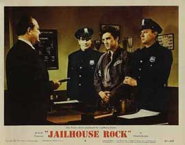 Jailhouse Rock - 11 x 14 Movie Poster - Style D