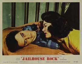 Jailhouse Rock - 11 x 14 Movie Poster - Style E