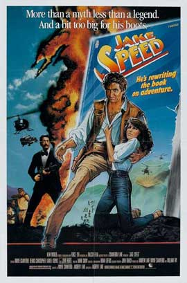 Jake Speed - 27 x 40 Movie Poster - Style A