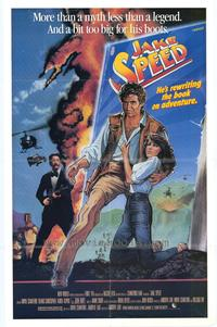 Jake Speed - 43 x 62 Movie Poster - Bus Shelter Style A