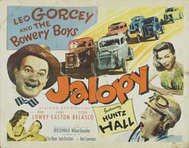 Jalopy - 22 x 28 Movie Poster - Half Sheet Style A