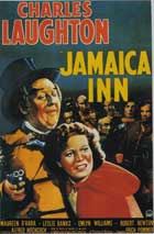 Jamaica Inn - 11 x 17 Movie Poster - UK Style A