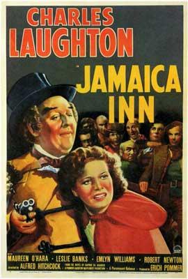 Jamaica Inn - 11 x 17 Movie Poster - Style A