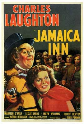 Jamaica Inn - 27 x 40 Movie Poster - Style A