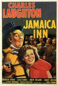 Jamaica Inn - 43 x 62 Movie Poster - Bus Shelter Style A