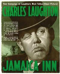 Jamaica Inn - 11 x 17 Movie Poster - Style B