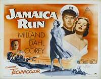Jamaica Run - 30 x 40 Movie Poster - Style A