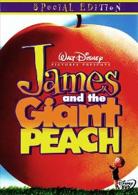 James and the Giant Peach - 27 x 40 Movie Poster - Style C