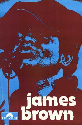 James Brown - 11 x 17 Movie Poster - Style A
