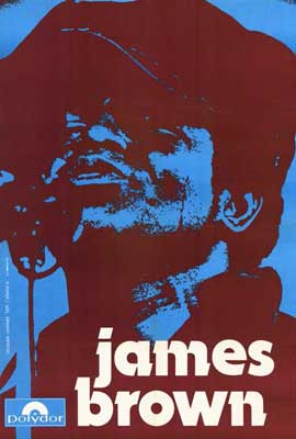 James Brown - 27 x 40 Movie Poster - Style A