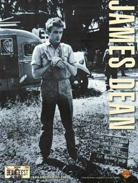 James Dean Fest - 11 x 17 Movie Poster - Style A