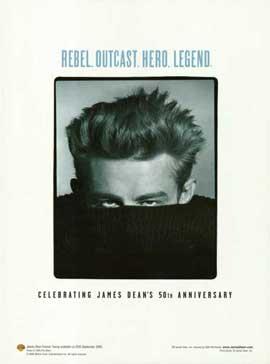 James Dean Fest - 11 x 17 Movie Poster - Style B