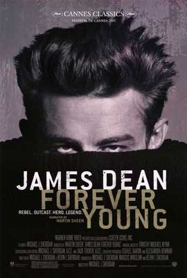 James Dean: Forever Young - 11 x 17 Movie Poster - Style A