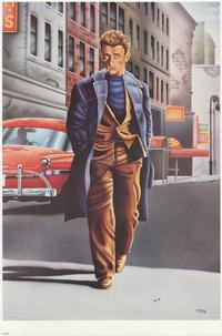 James Dean - People Poster - 26 x 38 - Style A