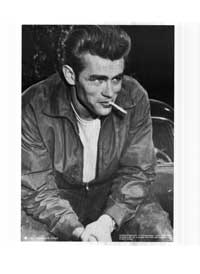 James Dean - People Poster - 12 x 16 - Style C