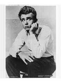 James Dean - People Poster - 12 x 16 - Style G