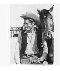 James Dean - People Poster - 12 x 16 - Style H