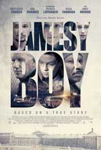 """Jamesy Boy"" Movie Poster"