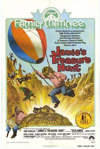 Jamie's Treasure Hunt - 27 x 40 Movie Poster - Style A
