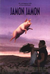 Jamon, Jamon - 11 x 17 Movie Poster - Style B