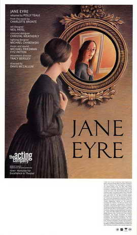 Jane Eyre (Broadway) - 11 x 17 Poster - Style A