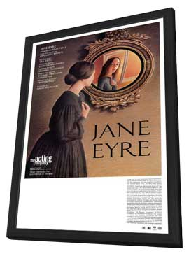 Jane Eyre (Broadway) - 11 x 17 Poster - Style A - in Deluxe Wood Frame