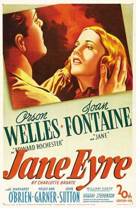 Jane Eyre - 11 x 17 Movie Poster - Style A