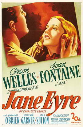 Jane Eyre - 27 x 40 Movie Poster
