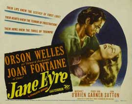 Jane Eyre - 11 x 14 Movie Poster - Style A