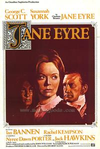 Jane Eyre - 43 x 62 Movie Poster - Bus Shelter Style A