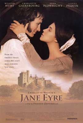 Jane Eyre - 27 x 40 Movie Poster - Style A