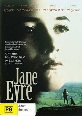 Jane Eyre - 11 x 17 Movie Poster - Australian Style A