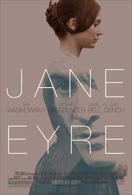 Jane Eyre - DS 1 Sheet Movie Poster - Style A