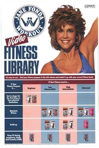 Jane Fonda - 11 x 17 Movie Poster - Style B