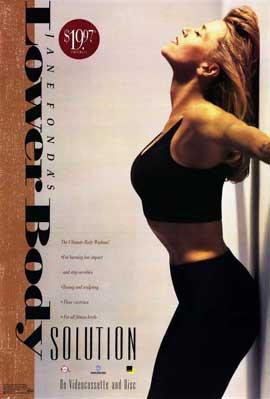 Jane Fonda - 11 x 17 Movie Poster - Style C