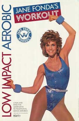 Jane Fonda - 27 x 40 Movie Poster - Style A