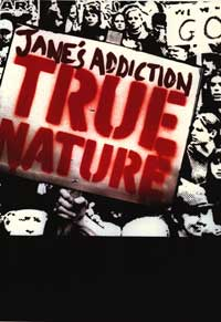 Jane's Addiction - Music Poster - 24 x 36 - Style A