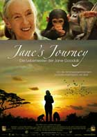 Jane's Journey - 11 x 17 Movie Poster - German Style A