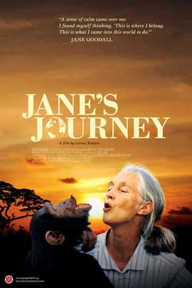 Jane's Journey - 11 x 17 Movie Poster - Style A