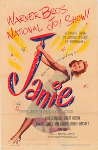 Janie - 43 x 62 Movie Poster - Bus Shelter Style A