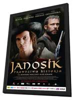 Janosik. Prawdziwa historia - 11 x 17 Movie Poster - Polish Style A - in Deluxe Wood Frame