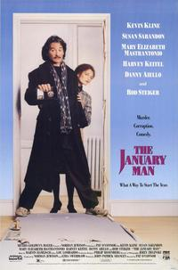 The January Man - 27 x 40 Movie Poster - Style A